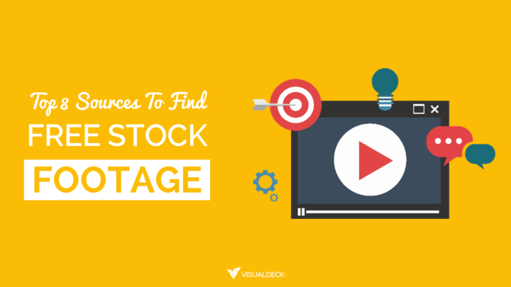 Top 8 Sources To Find High Quality Stock Footage For Free