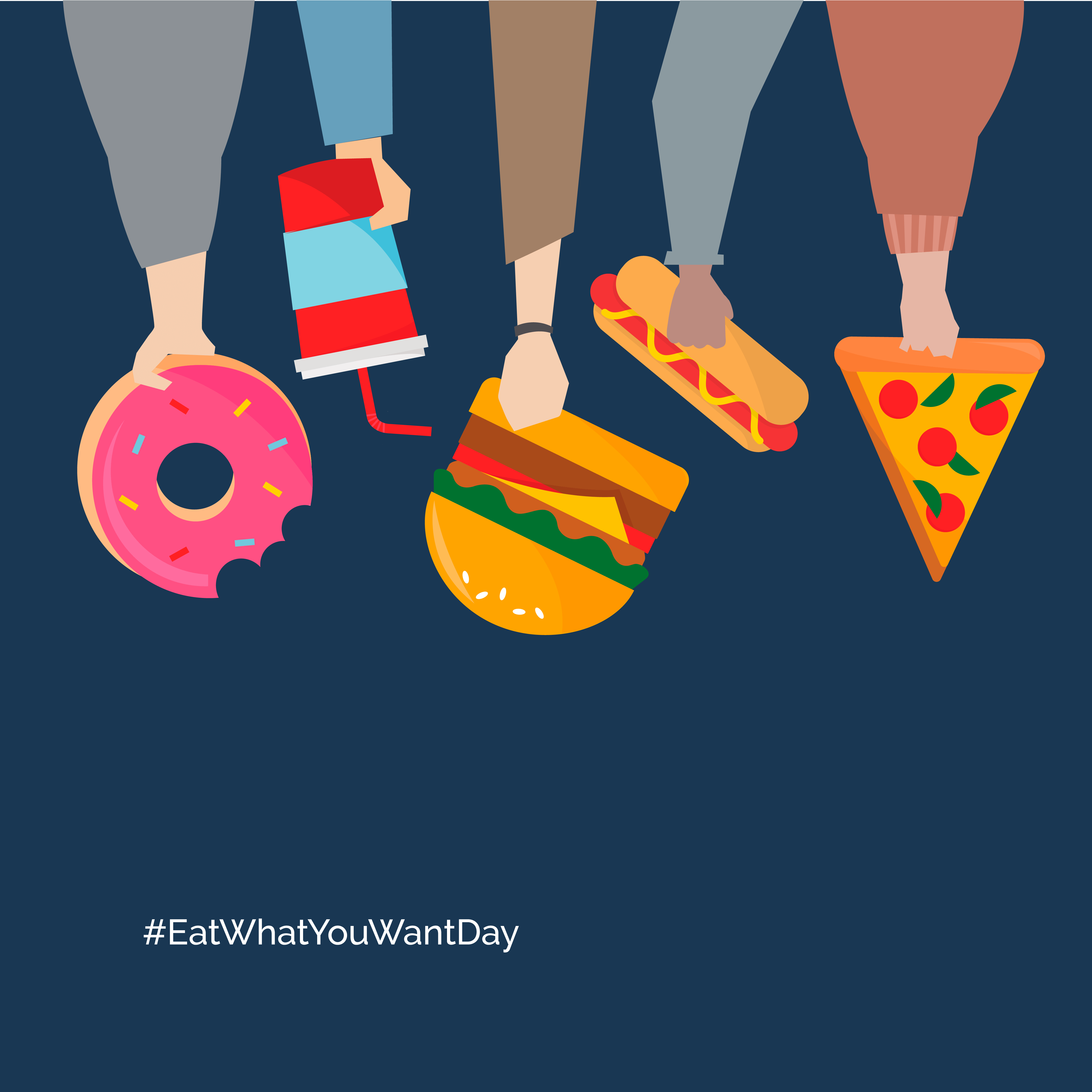 EatWhatYouWantDay
